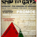 Ship to Gaza