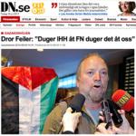 Skicka ner svensk polis för att hämta hem svenskarna som begår brott i medelhavet
