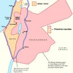 Gränsdragningarna som lade grunden för dagens Mellanösternkonflikter och ett utsatt Israel
