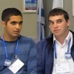 Mikael Höglind: Israeliska studenter deltar i Water Prize-final i Stockholm