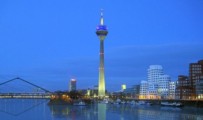 Düsseldorf, Tyskland - Foto: Gregor Ciecor, Wikimedia Commons