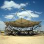 Solar dish i Israel